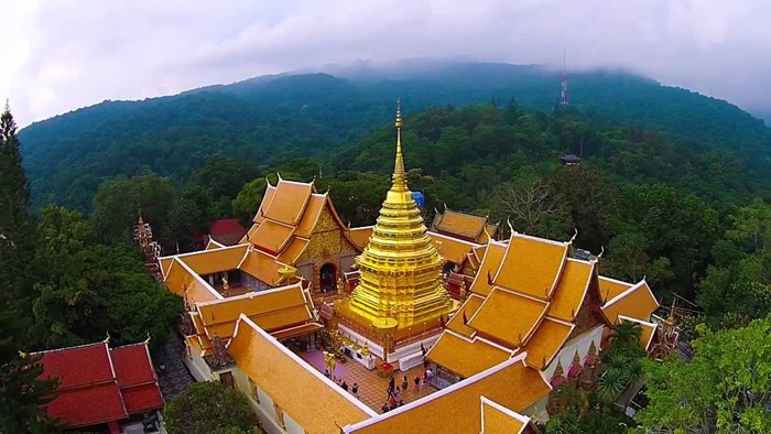 Doi Suthep photo:wendytour